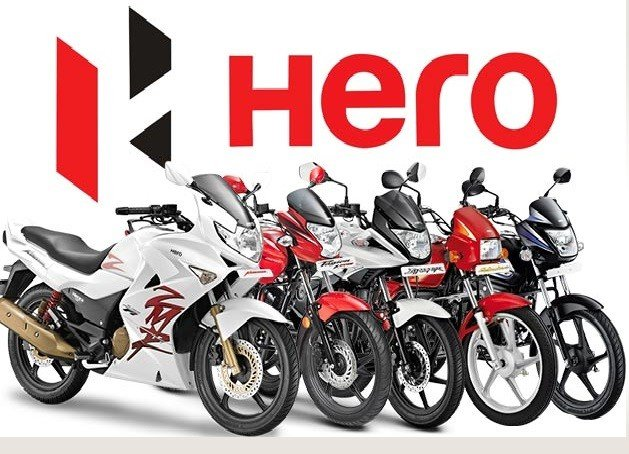 HERO MOTOCORP DISCONTINUES ITS 5 BIKES