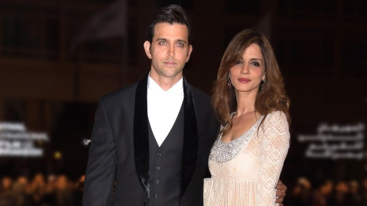Hrithik Roshan and Sussanne Khan in mood to give love a second chance