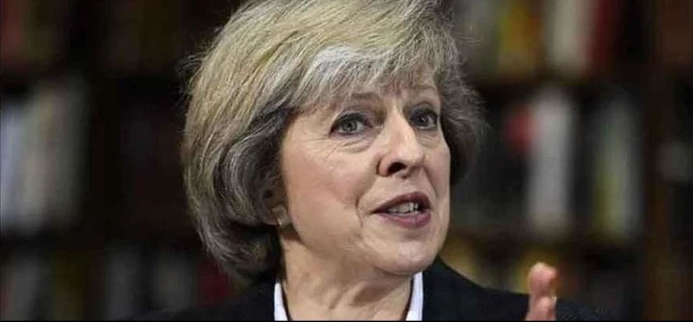 PM Theresa May Said, Britain will be out of the EU at 11 pm on March 29, 2019