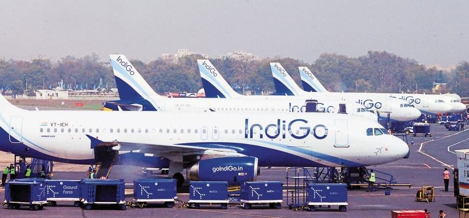 mockdril of plane hijack on lucknow airport