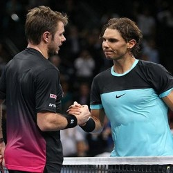 French open 2017: rafael nadal and stan wawrinka to fight for title