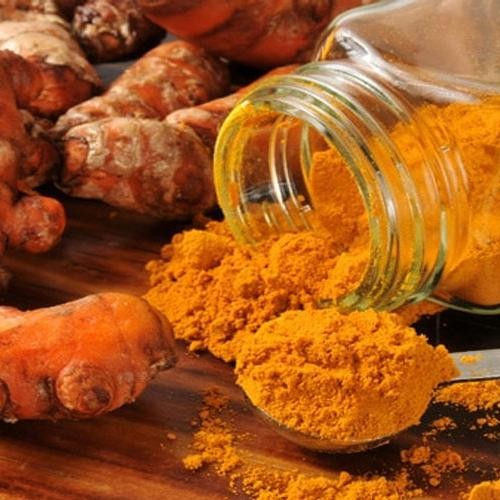This Roop Chaudas get fair glowing skin with this magical turmeric body scrub