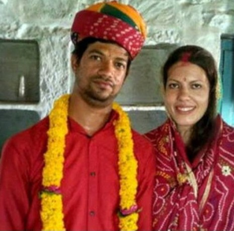 Brazilian girl goes to Jodhpur for marriage