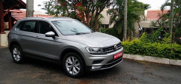 Road test review of Volkswagen Tiguan, a different SUV