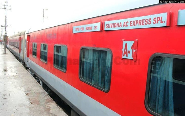 Image result for SUVIDHA SPECIAL TRAIN
