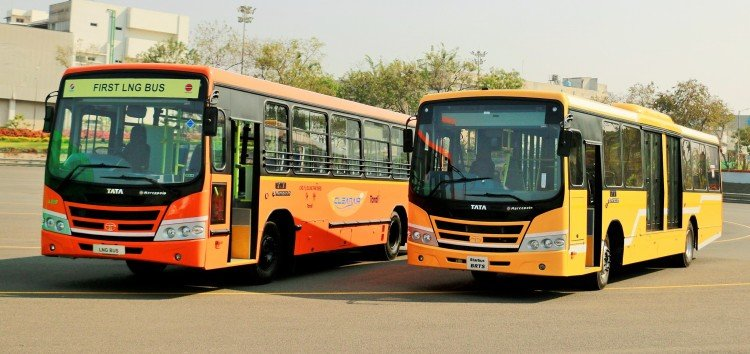 UP Helps Tata Motors to become number one bus brand in India