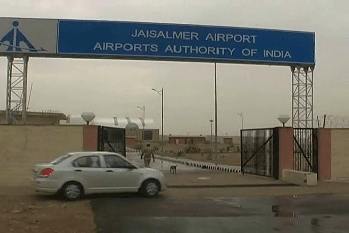 Jaisalmer will start regular air service soon