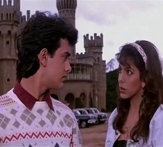 Aamir was uncomfortable doing lovemaking scene with heroine, did this demand - Entertainment News: Amar Ujala