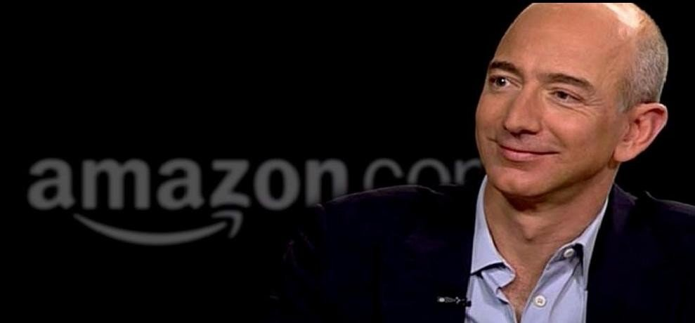 amazon founder jeff bejos once again become world richest person