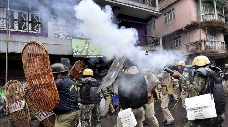 Darjeeling unrest LIVE: Gorkhaland supporters take out silent rally in protest against 3 deaths