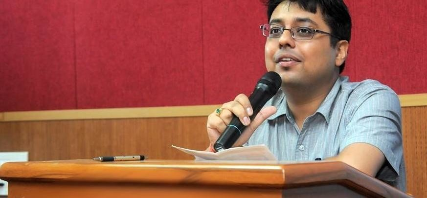 question raised on IAS Nitin Bhadauria transfers