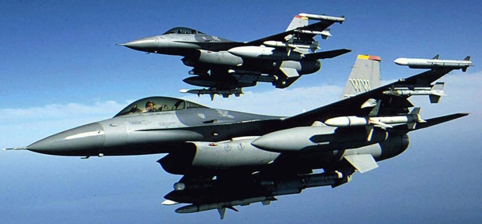 Lockheed Martin ties up with TATA to produce F16 fighter planes in India.