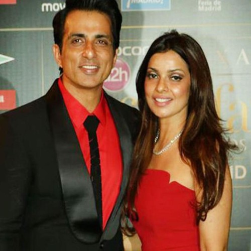Dabangg Actor Sonu Sood Wife Sonali Sood, Unknown Facts About Their Life