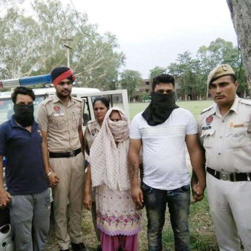 hoshiarpur brothers killed father