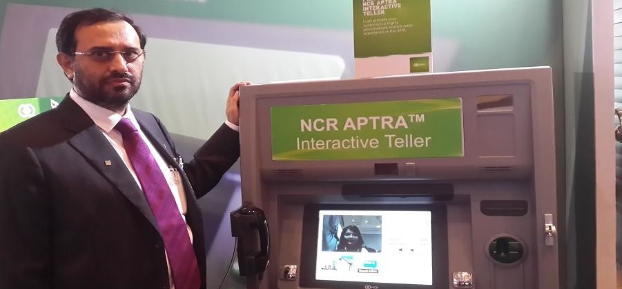 ncr corporation launches new atm machines with interactive technology