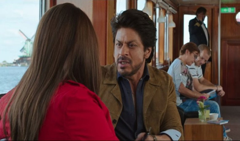 Jab Harry Met Sejal Third Mini Trail Released, Shah Rukh Khan Is A1 Character, Says Anushka Sharma