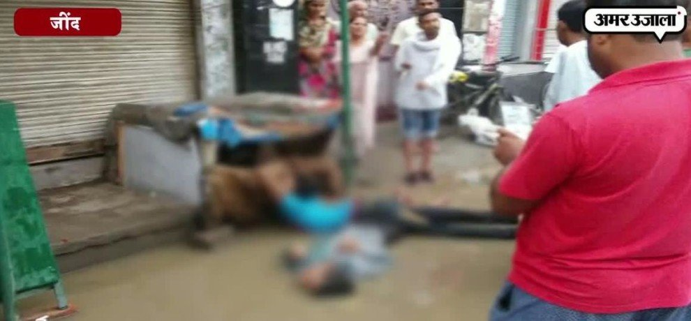 TWO GUYS DEAD DUE TO CURRENT IN JIND