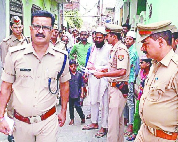 in lisaari gate lady murdered