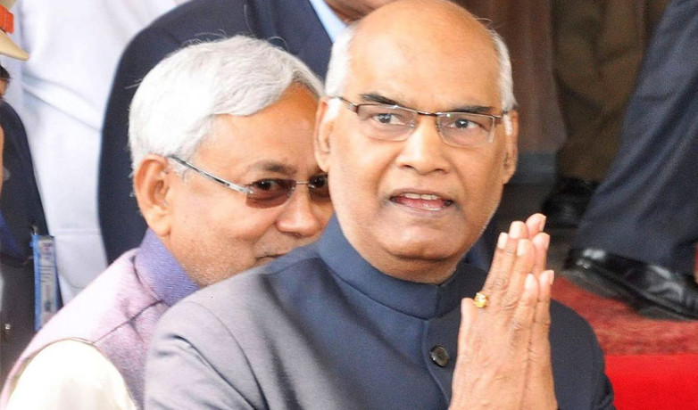 president candidate ram nath kovind connection from haridwar