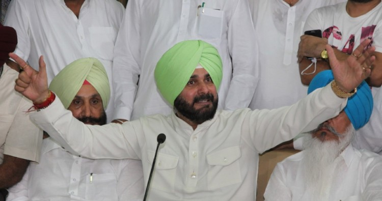Supreme Court: Navjot Sidhu may get strict punishment in 20-year-old case