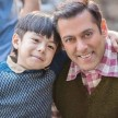 salman khan makes complete enjoyment with tubelight kid matin ray tangu