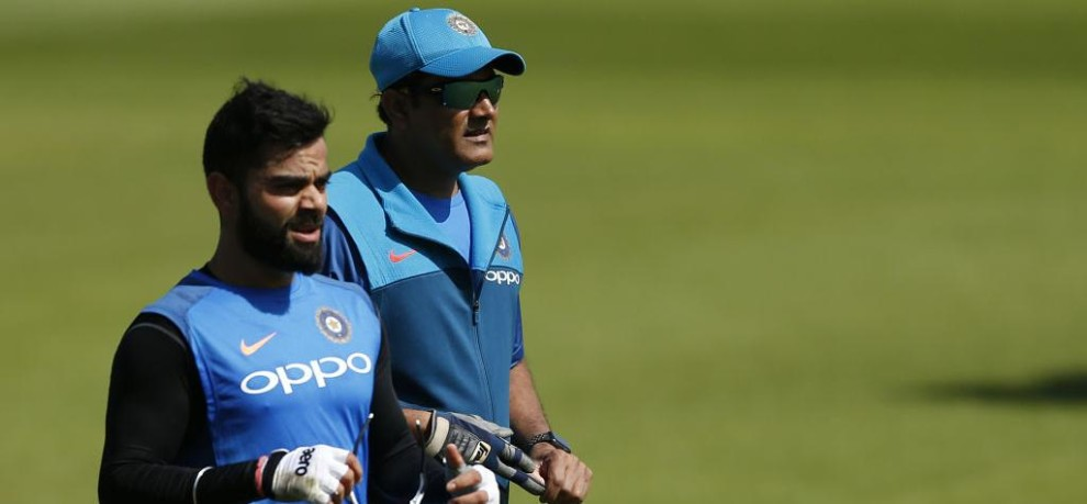 5 Signs That Shows Virat Kohli Did Not Want Anil Kumble To Be Coach of Team India