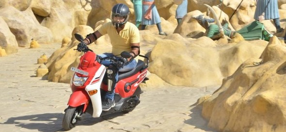 Read the first ride review of newly launched Honda CLIQ