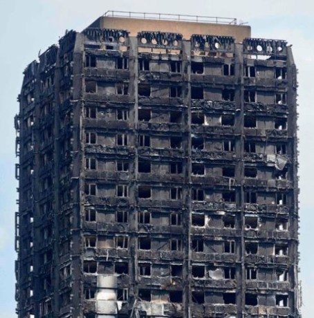 london Grenfell Tower blaze: fire started in Hotpoint fridge freezer, 79 people died so far