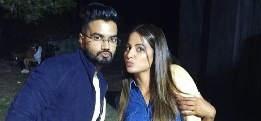 ye rishta kya kehlata hai fame Hina Khan boyfriend reaches Spain to be with his love ahead of Eid