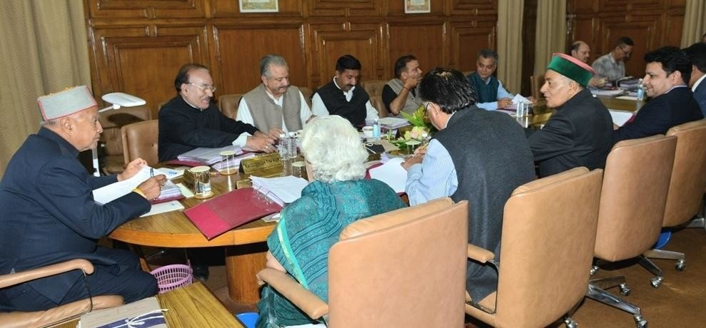 himachal cabinet meeting on 17 july
