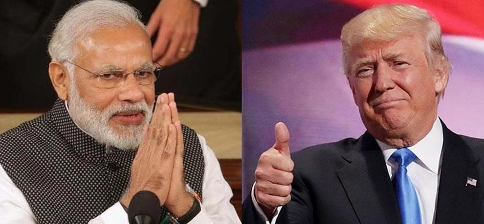 PM modi travels to three countries and will dinner with US president donald trump in white house