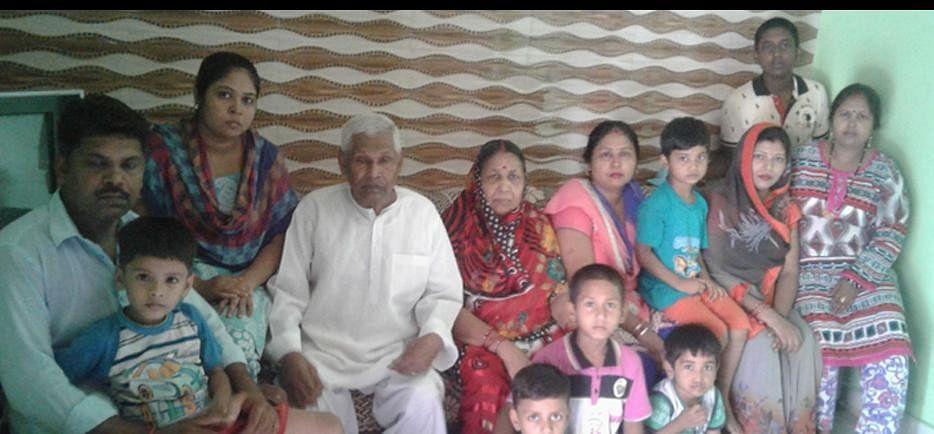 Image result for ramnath kovind childhood