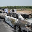 around 148 died after an oil tanker catches fire in Bahawalpur city of Pakistan's Punjab