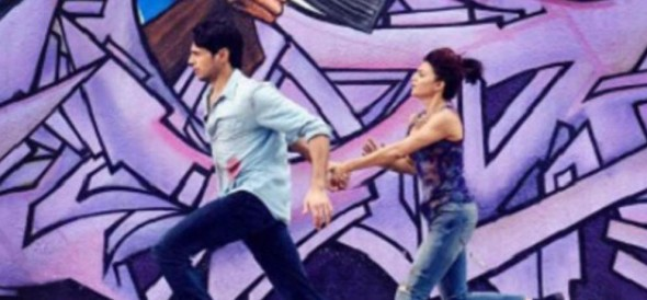 Sidharth Malhotra and Jacqueline Fernandez film a gentleman poster released