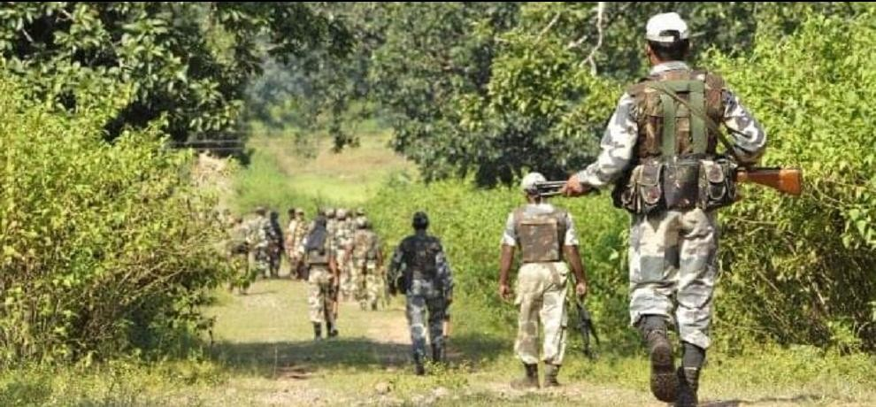 Two Maoists killed in an encounter with security forces in Chhattisgarh's Sukma