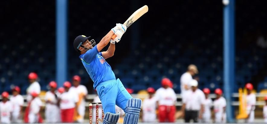 indvsWI: MS Dhoni scores slowest 50 by an Indian in 16 years