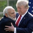 pm modi remembered donald trump's things about him