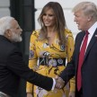 pm narendra modi gifted to melania trump on us visit
