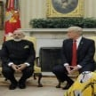 Big Talks of US President Donald Trump With PM Narendra Modi