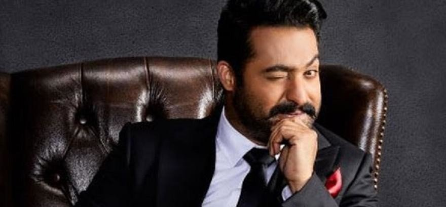junior ntr celebrated the birthday of son on the set of bigg boss telugu