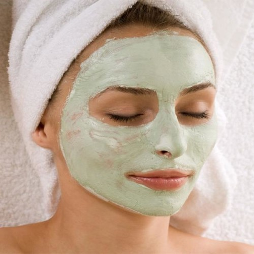 Instead of using sandal wood use green coriander face pack for getting beautiful glowing skin