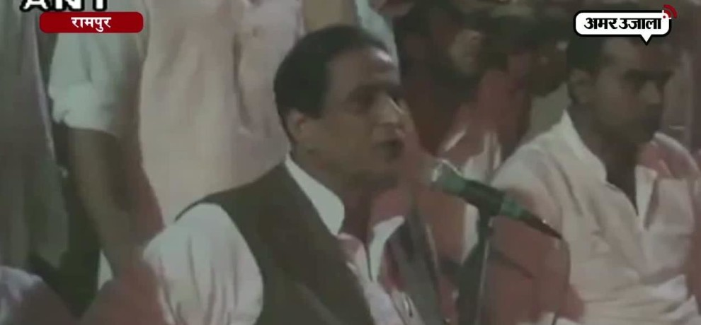 samajwadi party leader azam khan levels rape allegations on Indian army in Rampur