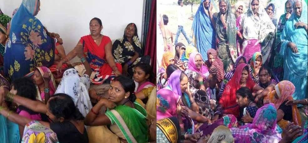 azamgarh two mruder in marriage function after meat dispute