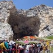who discovered baba amarnath cave