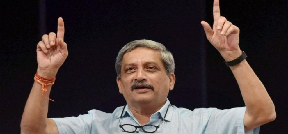 Manohar Parrikar tells Adult Movie Experience on children day