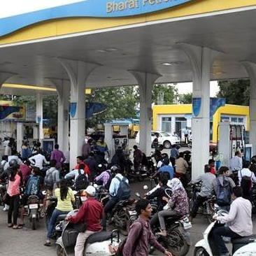 impact of the GST on petrol and diesel prices