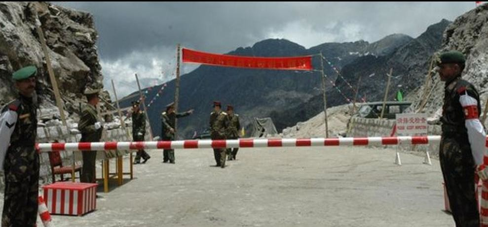 not only doklam, china had built road in four other place inside bhutan