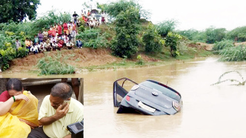 six killed in torrential rains