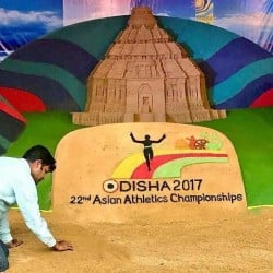 Asian Athletics Championship kicks off with dazzling opening ceremony at Bhubaneswar