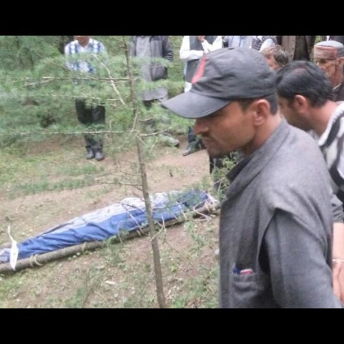 Shimla Rape and Murder case Dead Body Of Naked Girl Found In Jungle